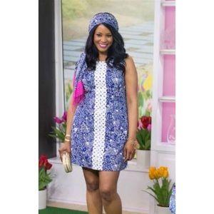 Lilly Pulitzer Fish Print Dress
